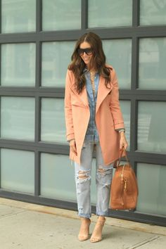 Spring Essential: The Trench