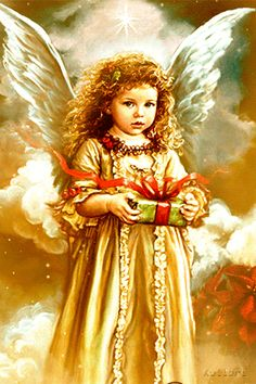 Discover & Share this Animated GIF with everyone you know. GIPHY is how you search, share, discover, and create GIFs. Christmas Scenes, Christmas Pictures, Christmas Angels, Christmas Art, Angel Gif, D N Angel, Angel Images, Angel Pictures, I Believe In Angels