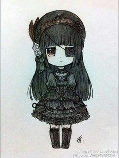 Chibi Back Lolita