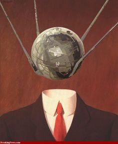 Magritte - Sputnik