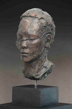 Lionel Smit - Bronze BROKEN SUBMERGE - Sculpture - Contemporary Artist