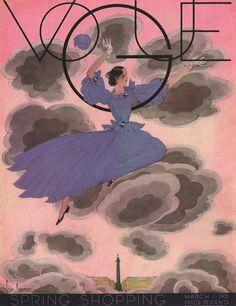 Vogue George Lepape 1933