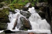 Vodopad Bila Opava, Slezko, CZ