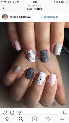 Cute Nails, Pretty Nails, My Nails, Finger Nail Art, Nail Stamping, Gorgeous Nails, Cool Nail Art, Shellac, Manicure And Pedicure