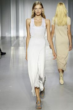 Calvin Klein Collection Spring 2008 Ready-to-Wear - Collection - Gallery - Style.com