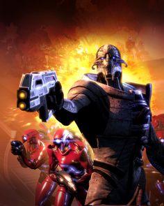 mass effect art | VE3D Image for Mass Effect (PC) - Artwork