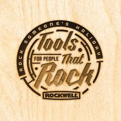 Rockwell Tools For P
