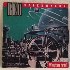 REO Speedwagon in Farmington, New Mexico 80s Music, Rock Music, Album Covers, Cover Art, Pop Rocks, Rock Concert, Reo Speedwagon, Metal Albums, Karaoke Songs
