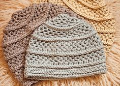 New hat and scarf patterns – let's get ready for winter!