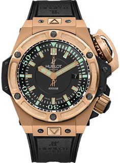Hublot Watches - Big Bang King Power 48mm Oceanographic 4000 - Style No: 731.OX.1170.RX