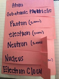 We have done #foldables to introduce #AtomicStructure but I think I am going to change it up this year.