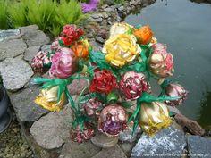 МАСТЕР КЛАСС: Мастер-класс. Розы из пластиковой бутылки