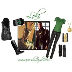 Loki Outfit (that great vest again!)