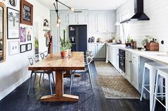 Veckans hem: En personlig mix av gammalt och nytt – Hus & Hem