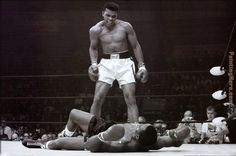 Today in Black History - February 25, 1964: Muhammad Ali Defeated Sonny Liston for the World Heavyweight Boxing Championship.
