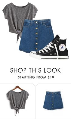 """chill"" by lisadx ❤ liked on Polyvore featuring Converse"