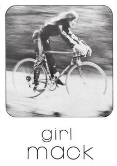 Girl Mack - A vintage rubber fashion catalog from MacMac