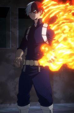 My Hero Academia Shouto, My Hero Academia Episodes, Hero Academia Characters, Anime Naruto, Yoga Symbole, Anime Negra, Hero Wallpaper, Anime Boyfriend, Hot Anime Guys