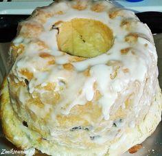 Babka drożdżowa Sweets Cake, Cookie Desserts, Holiday Desserts, Muffin Recipes, Cake Recipes, Vegan Recipes, Cooking Recipes, My Favorite Food, Favorite Recipes
