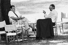 Vladimír Mečiar and Václav Klaus, the end of Czechoslovakia - Peter Brenkus