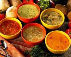 So many delicious DASH Diet Soup Recipes for your to try. (Lunch Recipes For Men) Dash Diet Recipes, Low Sodium Recipes, Diet Soup Recipes, Healthy Recipes, Healthy Soups, Lunch Recipes, Paleo Soup, Paleo Diet, Sopa Detox