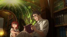 Vídeo de demostración para la segunda OVA de Mahou Tsukai no Yome: Hoshi Matsu Hito.