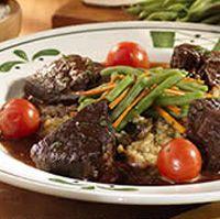 Olive Garden Braised Short Ribs