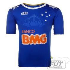 b38172ac91346 Camisa Olympikus Cruzeiro I 2014 Libertadores - Fut Fanatics - Compre  Camisas de Futebol Originais Dos Melhores Times do Brasil e Europa -  Futfanatics