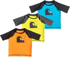 Best price guarantee on the Infant's Quiksilver MAIN PEAK S/S Rashguard at Wetsuit Wearhouse. We are the world's largest wetsuit specialty shop.
