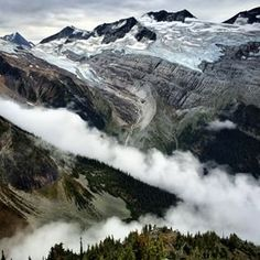 Glacier Crest Trail   18 Breathtaking British Columbia Hikes To Do This Summer