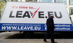 leave EU posters - Bing images