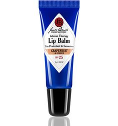 The only thing to keep my lips from being chapped all winter and it's CHEAP and NATURAL with your SPF. Life saver.