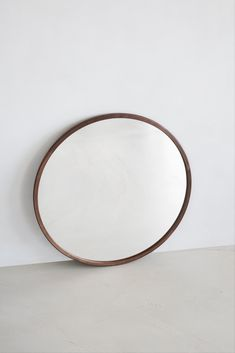 Silhouette is a series of mirrors framed in solid wood, informed by a focus on materials, craftsmanship and the experience of living with design. The concept is based on a simple geometric equation – a round, a square and a rectangle as universal shapes that are timeless, trendless and at the same time, contemporary.  #fredericiafurniture #complements #silhouettemirror #silhouette #oeostudio #modernoriginals #craftedtolast #interiordesign #danishdesign #scandinaviandesign Danish Design, Scandinavian Design, Mirrors, Solid Wood, Equation, Silhouette, Concept, Shapes, Contemporary