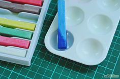 Temporarily Dye Your Hair Using Chalk Step 3.jpg