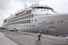 Somerville: Should Team USA's NBA stars stay in the Olympic Village like everyone else?  -  August 8, 2016  -      A federal police officer walks past the the Silver Cloud cruise ship before the U.S. men's basketball team arrives for the 2016 Summer Olympics in Rio de Janeiro, Brazil, Wednesday, Aug. 3, 2016. The team while be staying on the ship which is docked in the Port of Rio while competing in the games.