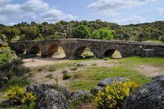 Puente romano en Ledesma #Salamanca
