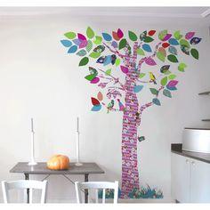 De la couleur sur les murs ! marque : Around the Wall