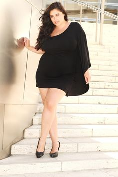 Big curvy plus size women are beautiful! fashion curves real women accept your body body consciousness Curvy Plus Size, Plus Size Girls, Plus Size Model, Plus Zise, Mode Plus, Curvy Girl Fashion, Plus Size Fashion, Plus Size Dresses, Plus Size Outfits