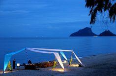 Awesome beach dining experiences at X2 Kui Buri