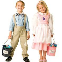 Jack & Jill Costume