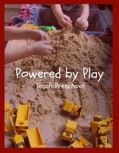 Powered by Play - Teach Preschool
