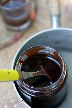 salted butter chocolate sauce by David Lebovitz, via Flickr