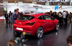 2018 Opel Astra OPC New Concepts For Better Look