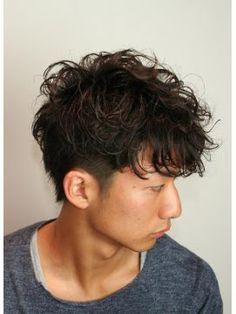 髪型 メンズ パーマ - Google 検索