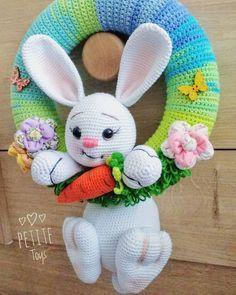 Amigurumi Turkey Web page. Amigurumi Knitting Toys for Education, Recipe Sharing. Crochet Penguin, Easter Crochet, Crochet Bunny, Crochet Animals, Crochet Toys, Amigurumi Free, Amigurumi Tutorial, Bunny Crafts, Easter Crafts