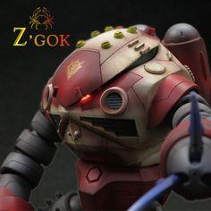 MSM-07 CRAB Z'GOK