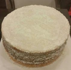Naked cake  bem casado