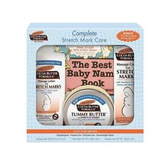 Palmer's cocoa butter formula complete stretch mark care set #stretchmark - uhsupply