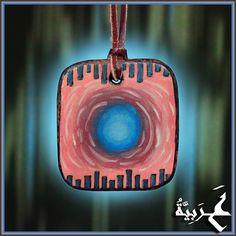 Náhrdelníky - Amulet - Madinet el Fadaa - 4257425_