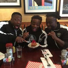 Kofi Kingston Big E & Xavier Wood
